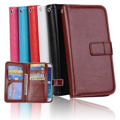 Leather Case For Samsung Galaxy A7 2016 Case Cover For Samsung A7 2016 Flip Cover Wallet Case For Samsung Galaxy A7 2016 Case