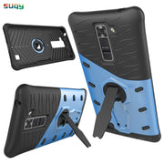 Suqy Case For LG K7 K10 V20 G6 X Power Stylus 3 2017 X Style Anti-knock Hard Plastic Back Case Cover