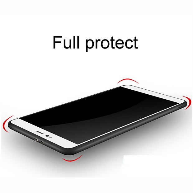 Xiaomi Mi A1 Case Cover Mofi Full Protect Xiaomi Mi 5x Cover Back Xiaomi Mia1 Conque Pc Original Fundas Xiaomi Mi A1 Case