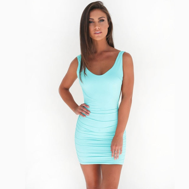 Carrington Mini Dress