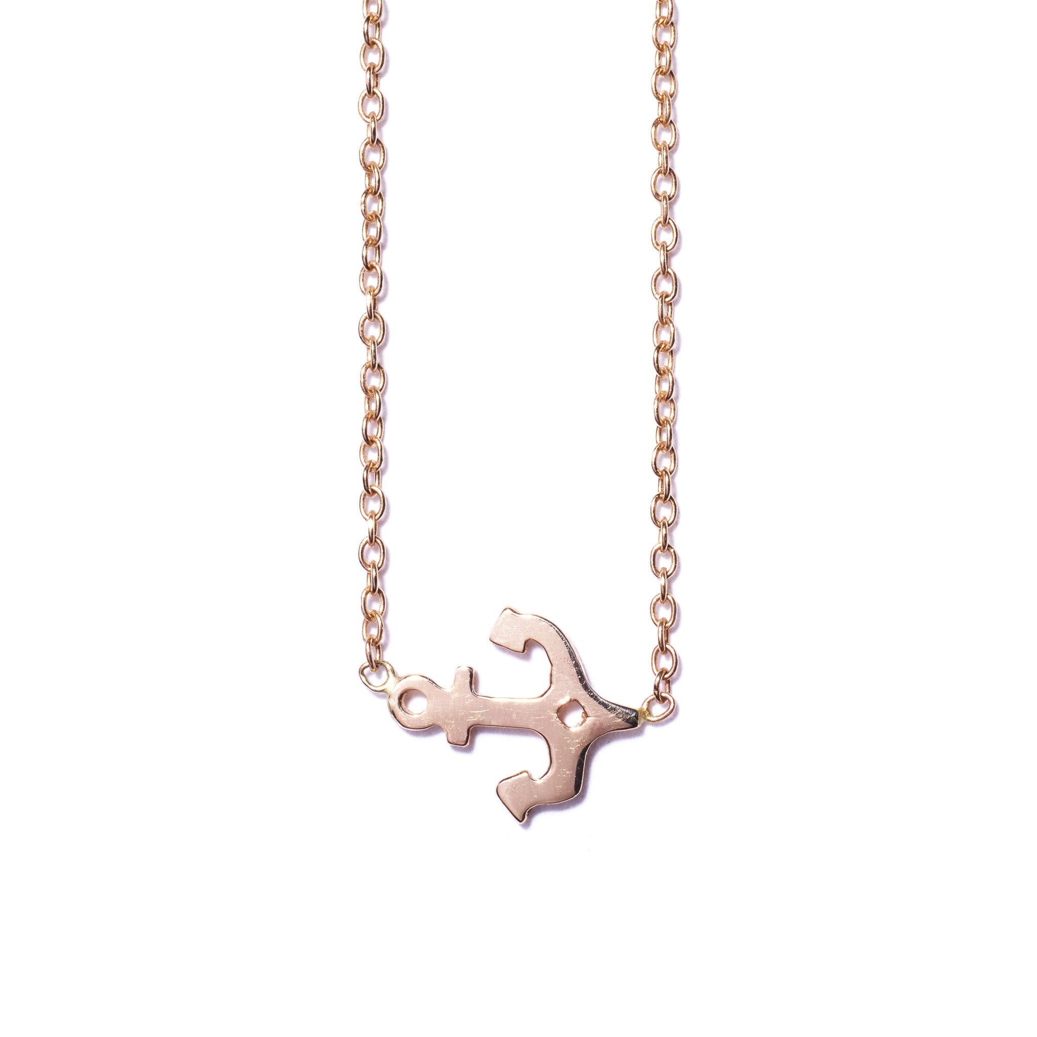 daniella draper anchor mini necklace product shop minianchornecklace