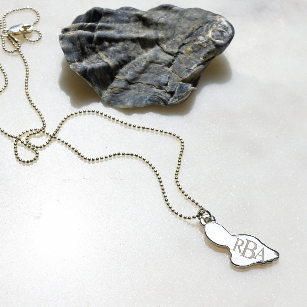 Monogram Maui Necklace