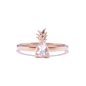 Pineapple Ring .60 carat