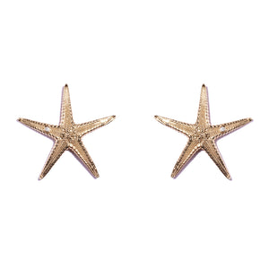 Mermaid Lagoon Starfish Earrings