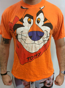 Tony the Tiger They're Great Orange T-shirt