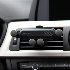 Gravity Car phone Holder suitable for any type of Smartphones iPhone/Android phones