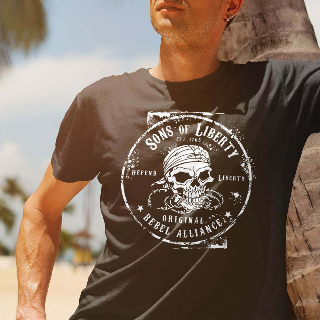 Sons of Liberty T shirt