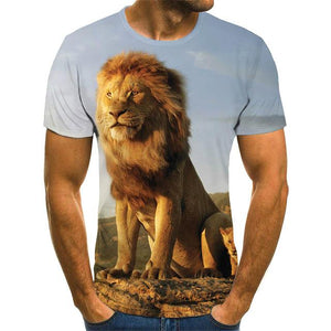 Lion King print t-shirt