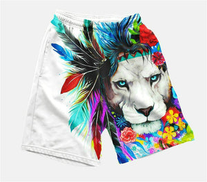 King of Lions Men's Shorts