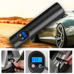 Portable wireless smart air pump (fashion design) suitable for many occasions