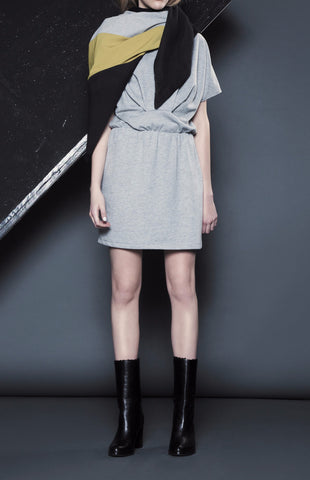 AW15/16R184  SWEATER DRESS