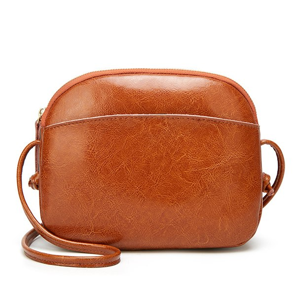 ACELURE Small Vegan Leather Handbag