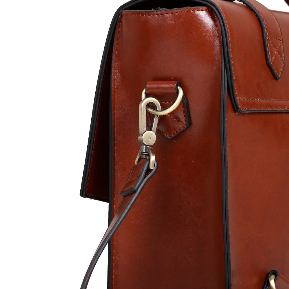 ECOSUSI Vegan Leather Laptop Bag / Backpack
