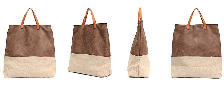MONFERE Large Causal Tote Bag