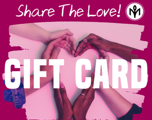 SHARE THE LOVE 🖤 WITH A GIFT CARD!