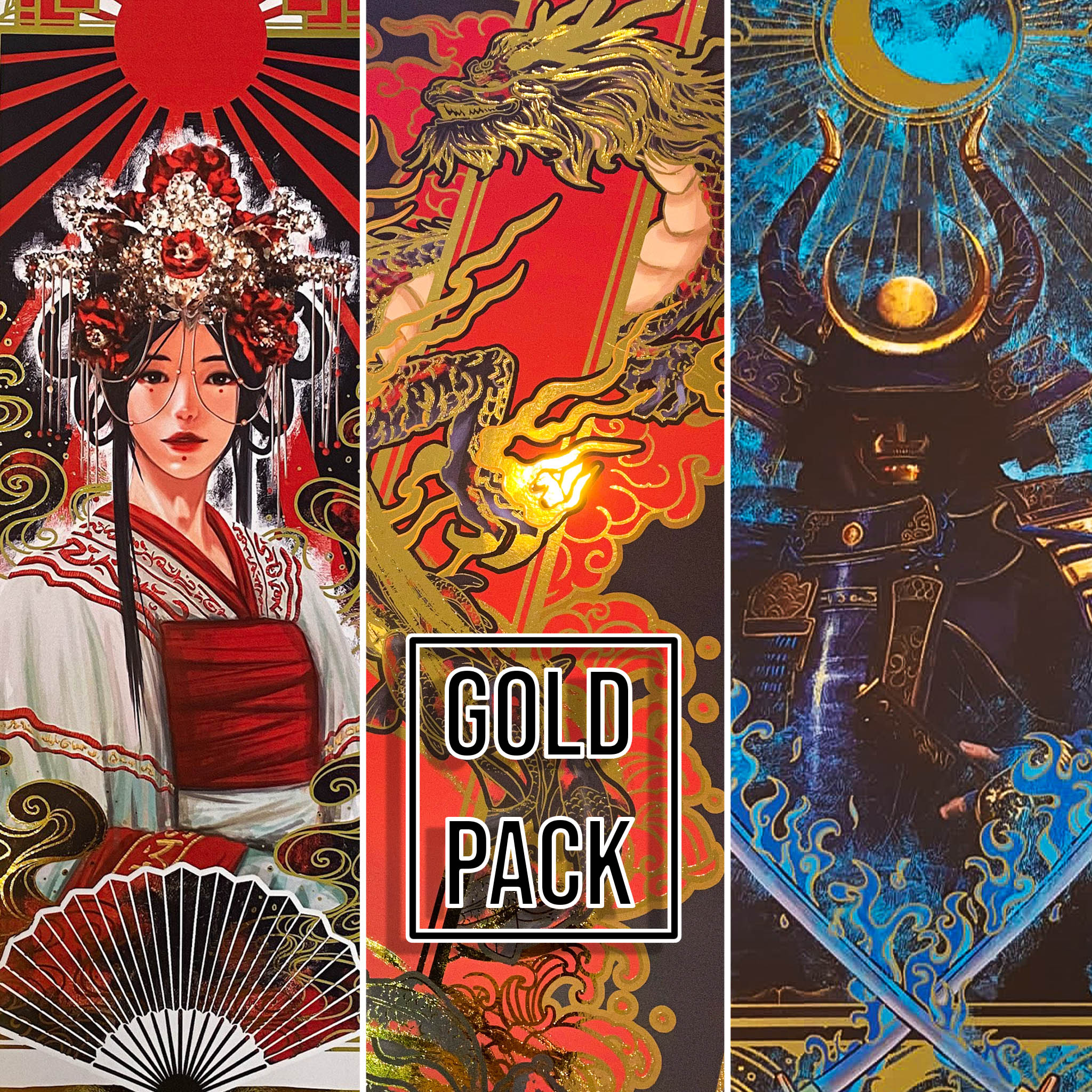 Gold Pack - A3