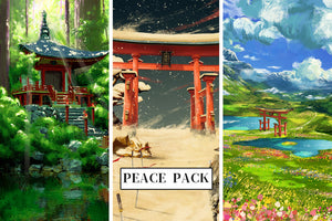 Peace Pack - Poster A3