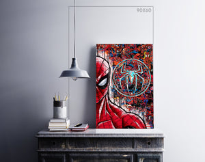 Spiderman - métal