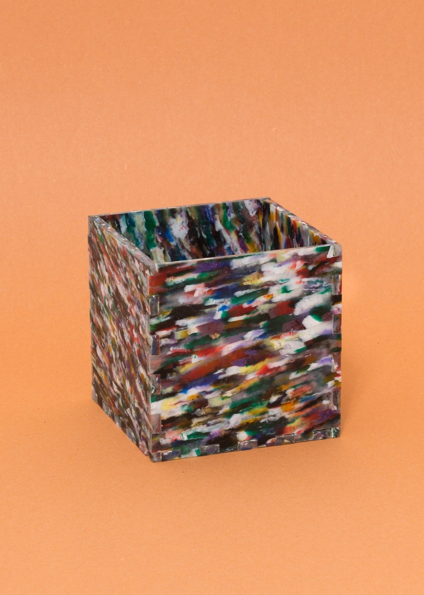 Recycled Plastic Box