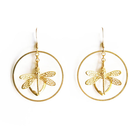 CRYSTAL DRAGONFLIES