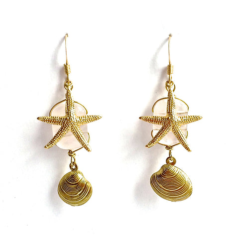 SEA EARRINGS