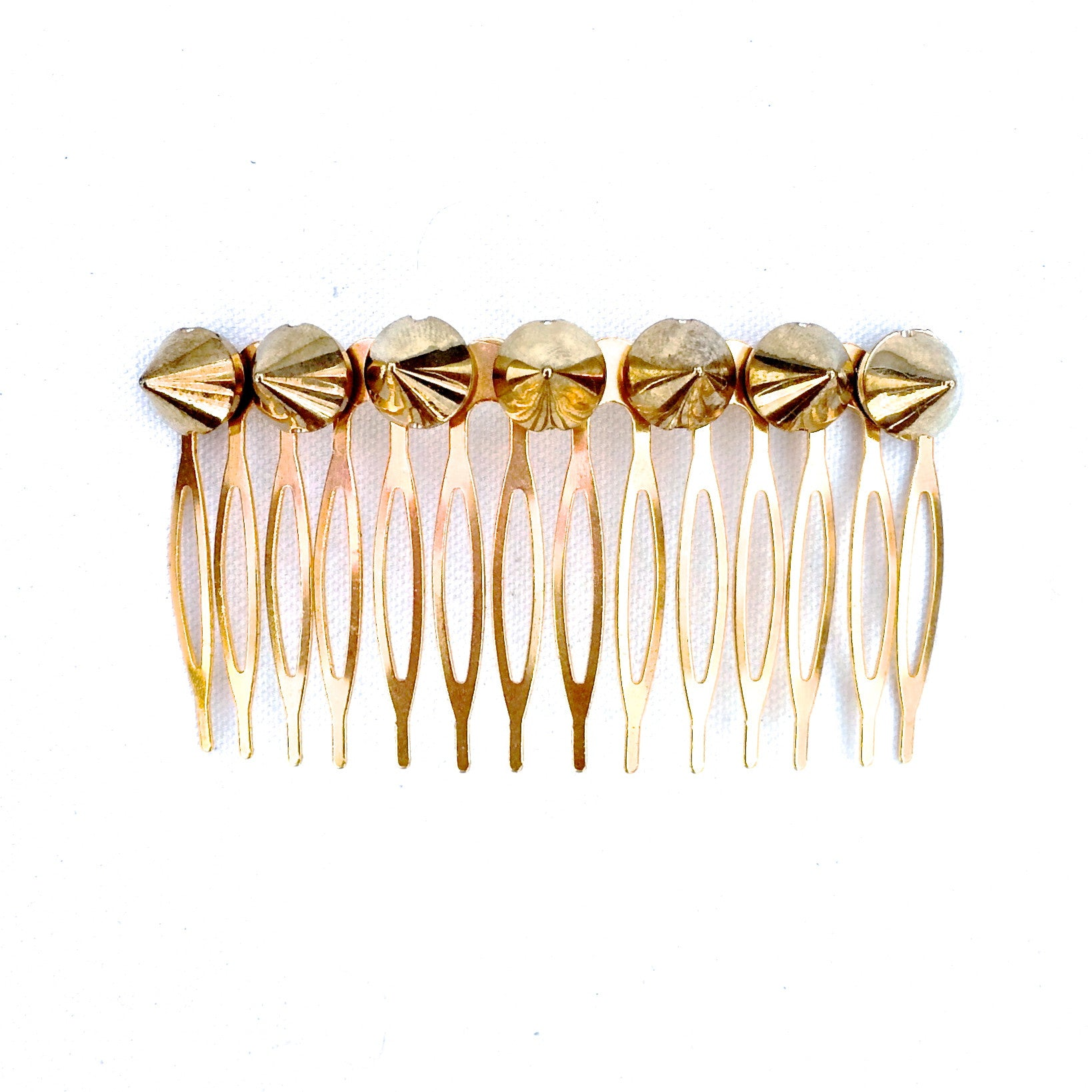 GOLD SPIKES COMB