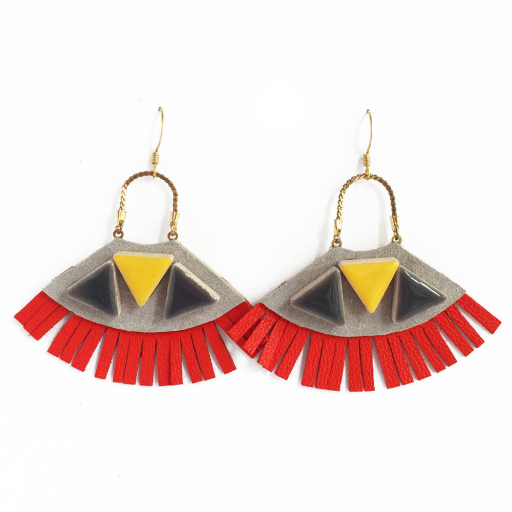 KEFRÉN EARRINGS
