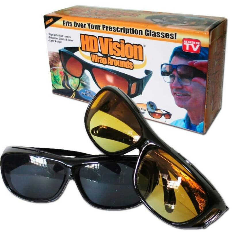 e82b9b8859d Night Vision Glasses (Buy 1 Get 1 FREE HD SUNGLASSES TODAY ONLY ...