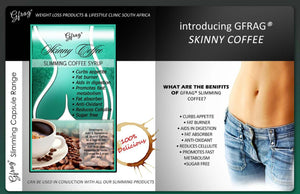 Gfrag Slimming Coffee syrup