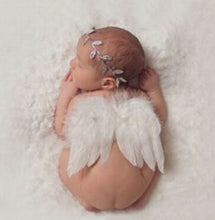 Load image into Gallery viewer, Angel wings New born photograpy prop