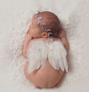 Angel wings New born photograpy prop