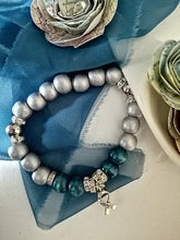 Load image into Gallery viewer, Delightful Teal Bracelets 20cm