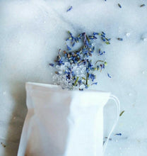 Load image into Gallery viewer, Lavender Flower  Bath tea Box
