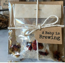Load image into Gallery viewer, Baby Shower Bath Tea favour
