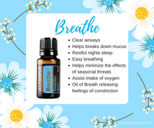 Load image into Gallery viewer, dōTERRA Breathe® Respiratory Blend