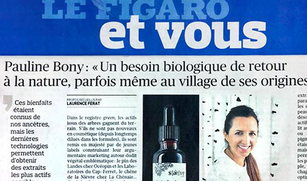 Le Figaro and Pauline Bony: the interview!