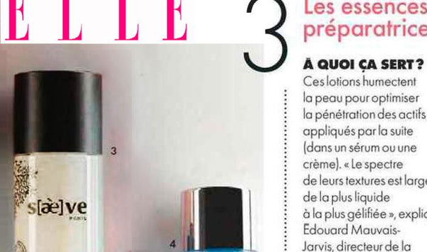 Radiance Activating Essence F90 Highlighted on ELLE Magazine!