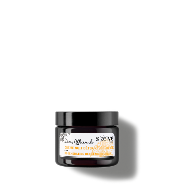 Regenerating Detox Night Cream Detox Officinale, Saeve