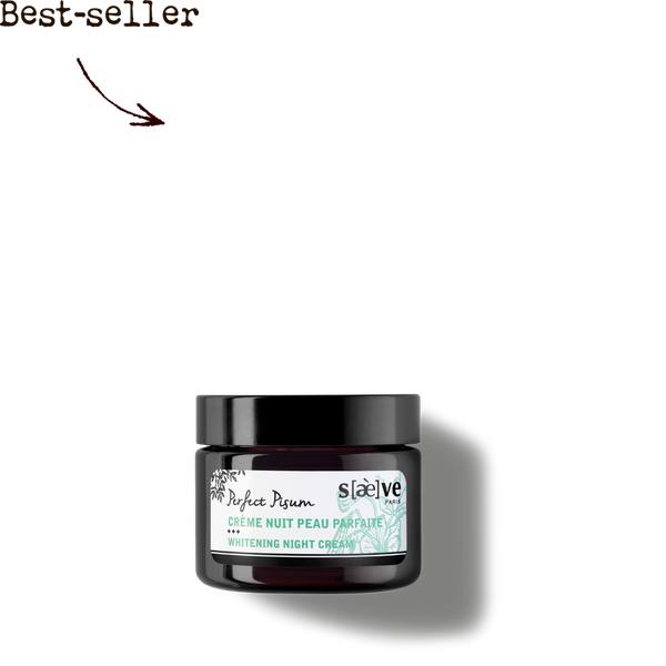Whitening Night Cream Perfect Pisum, Saeve
