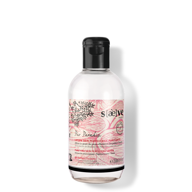 Purifying Skin Perfecting Lotion Pur Paradisi, Saeve