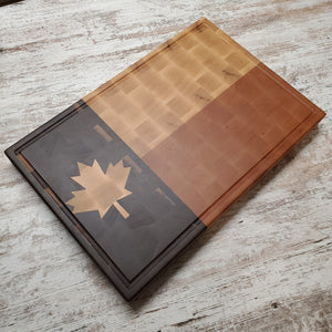 Texanada chopping block