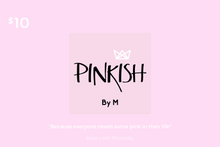 Load image into Gallery viewer, Pinkish M Gift Card