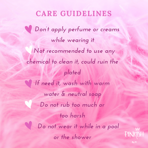 Jewelry Care Guidelines