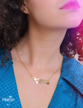 Load image into Gallery viewer, Golden Wanderlust Necklace
