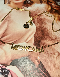 Mexicana Gal Necklace