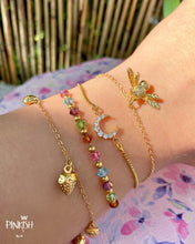 Load image into Gallery viewer, Gold Plated Arm Candy Bracelets