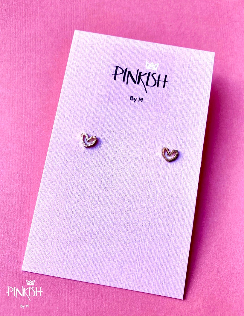 Sterling Silver Dainty Stud Earrings
