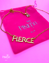 Load image into Gallery viewer, FIERCE Babe Necklace