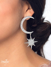 Load image into Gallery viewer, MoonStar Fab Glow Drop Earrings