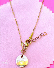 Load image into Gallery viewer, Baby Strawberry and Hearts Necklace